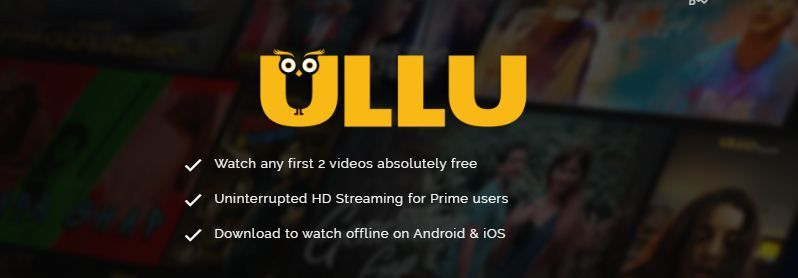 Ullu web series